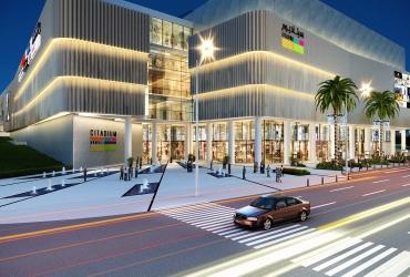 مرکز خرید سیتادیوم ارومیه؛ ورودی فاز B