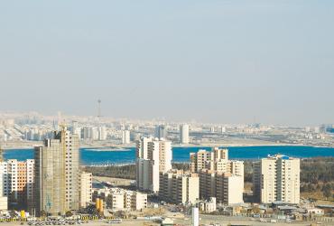 برج های شهرک چیتگر