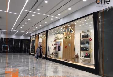 فروشگاه چرم مشهد در مرکز تجاری تفریحی ارومیه
