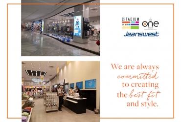 افتتاحیه اولین فروشگاه جینوست در مرکز تجاری سیتادیوم ارومیه