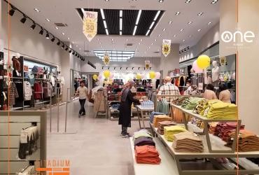 فروشگاه جین وست در غرب کشور فعالیت خود را شروع کرد