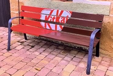 تبلیغات محیطی کمپانی Kitkat