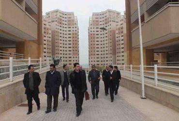 مجتمع مسکونی عرفان تهران
