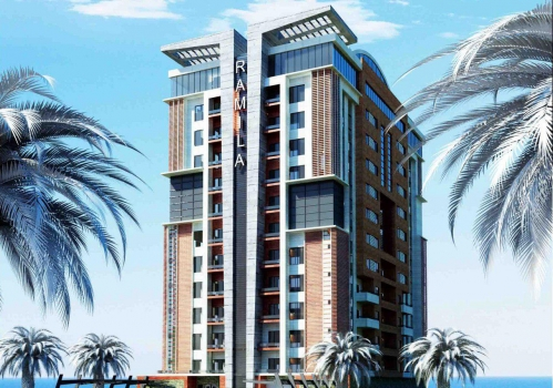 The One Iranian Company as a consultant and exclusive agent for marketing and sales of Ramila Residential Tower